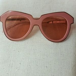 Karen walker rosegold sunglasses
